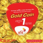 Golden Recharge Offer Robi Connection