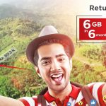 Robi Bondho connection SIM Reactivation offer 2017 6 GB internet & lowest call Rate
