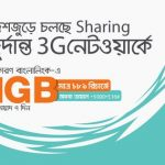 Banglalink 1GB Internet Data Pack Now only 89 Taka