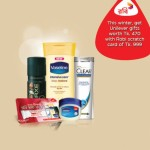 Winter Robi Recharge Campaign With Unilever Products