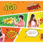 banglalink new sim offer Get free 4GB internet data