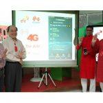 Robi Test Run 4G LTE Technology Internet Huawei corporate office at Gulshan