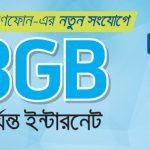 GP New SIM Offer 2017 3GB Free Internet & Adha poisha Call Rate